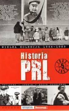 Historia PRL Tom 5 1952-1953