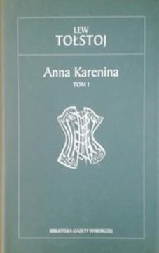 Anna Karenina tom 1-2 /32988/