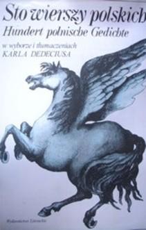 sto wierszy polskich