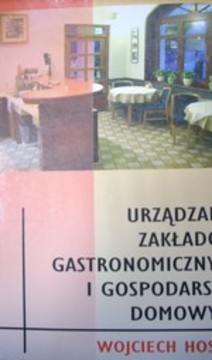 Urządzanie zakładów gastronomicznych i gospodarstw domowych