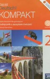 Das ist Deutsch Kompakt 2 Język niemiecki Podr. z ćwiczeniami