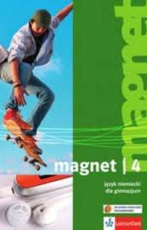 Magnet 4 Język niemiecki Gim. Podręcznik