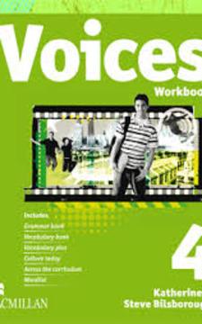 Voices 4 Język angielski Gim. Ćwiczenia /9441/