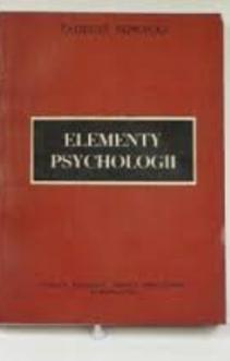 Elementy psychologii