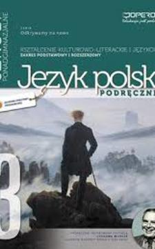 Odkrywamy na nowo Język polski 3 LO ZPiR Podr.