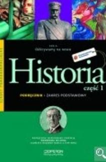 Odkrywamy na nowo Historia część 1 LO ZP Podr.
