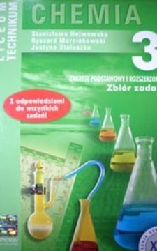 Chemia 3 Zbiór zadań ZPiR /1625/