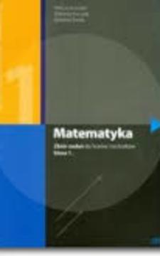 Matematyka 1 Zbiór zadań ZPiR /1576/