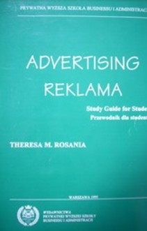 Advertising Reklama