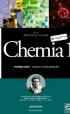 Odkrywamy na nowo Chemia 1 ZR podrecznik /9487/