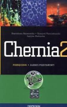 Chemia 2  LO ZP Podręcznik