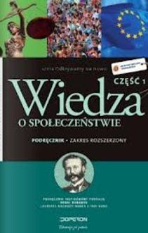 Odkrywamy na nowo Wiedza o społeczeństwie część 1 LO ZR Podr.