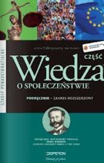 Odkrywamy na nowo Wiedza o społeczeństwie część 2 LO ZR Podr. /113600/