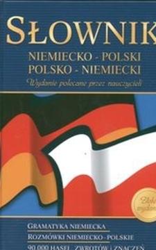 Słownik niemiecko-polski polsko-niemiecki 3w1 /5331/