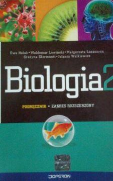 Biologia 2 ZR podręcznik