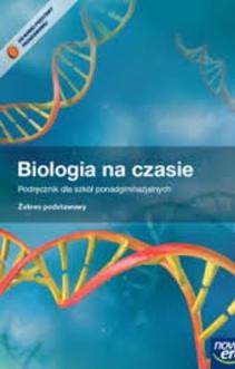 Biologia na czasie 1 ZP podręcznik /667/