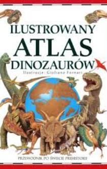 Ilustrowany atlas dinozaurów