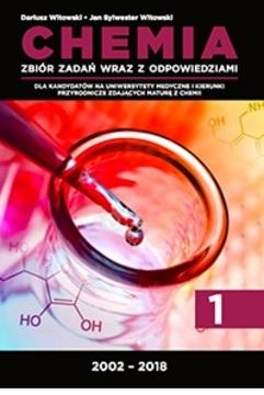 Chemia 1 Zbiór zadań otwartych wraz z odpowiedziami 2002-2018 /20234/