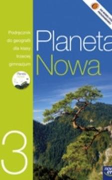 Geografia 3 gim. Planeta Nowa Podręcznik