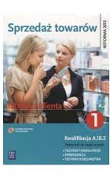 Sprzedaż towarów cz.1 Obsługa klienta uż /9228