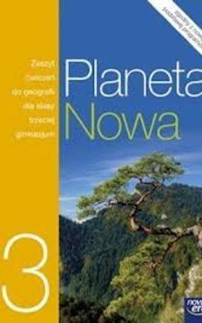 Geografia 3 gim. Planeta Nowa ćwiczenia /5329/