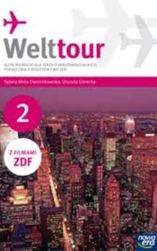 Welttour 2 podręcznik z ćwiczenia /421/