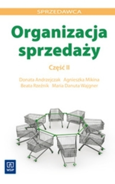 Organizacja sprzedaży cz. II /20460/