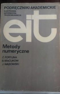EIT Metody numeryczne