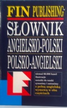 FIN Publishing Słownik angielsko-polski /32035/