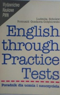 English through Practice Tests
