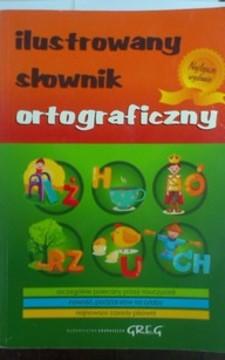 Ilustrowany słownik ortograficzny /3768/