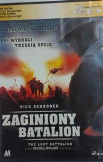 Zaginiony batalion The lost Battalion