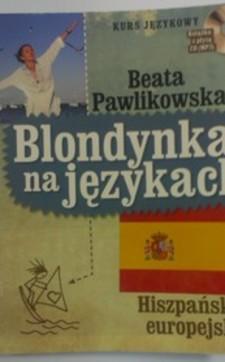 Blondynka na językach Hiszpański europejski