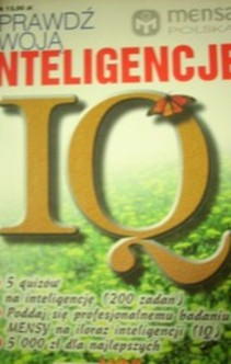 Sprawdź swoją inteligencję  IQ (Nr 72-73)