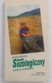 Encyklopedyczny słownik sozologiczny (ochrony środowiska)