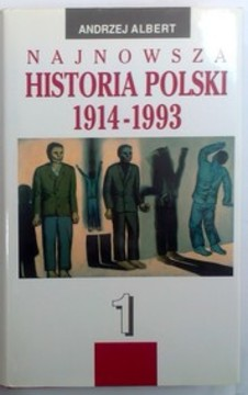Najnowsza Historia Polski 1914 - 1993 tom 1-2 /20992/