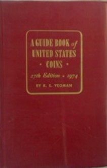 A Guide Book of United States Coins (katalog monet)