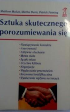 Sztuka skutecznego porozumiewania się /113195/