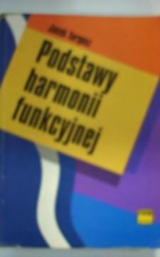 Podstawy harmonii funkcyjnej /10152/