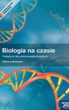 Biologia na czasie ZP Podręcznik /666/