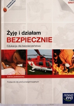 EDB Żyje i działam bezpiecznie LO /6370/
