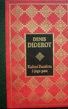 Ex Libris Kubuś Fatalista i jego pan /6631/