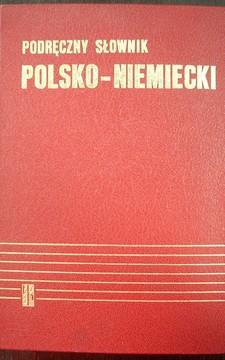 Podręczny słownik polsko- niemiecki t.1-2 /20905/