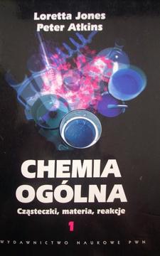 Chemia ogólna Cząsteczki, materia, reakcje Tom 1-2 /9657/