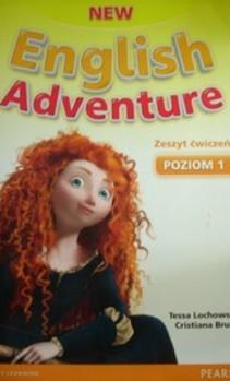 New English Adventure Zeszyt ćwiczeń Poziom 1