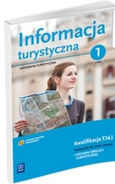 Informacja turystyczna cz.1 Geografia turystyczna /9213/