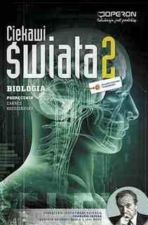 Ciekawi świata Biologia 2 LO ZR Podręcznik