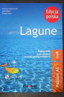 Lagune Język niemiecki Podręcznik 1 poziom A1