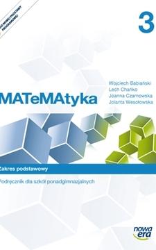 Matematyka 3 ZP Podręcznik /470/