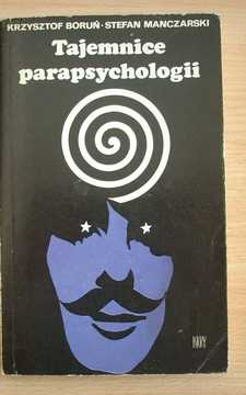 Tajemnice parapsychologii /112233/